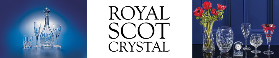 Royal Scot Crystal Logo