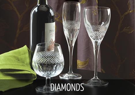 Royal Scot Crystal - Diamonds