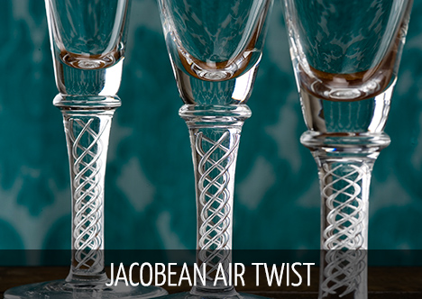 Royal Scot Crystal - Jacobean