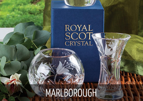 Royal Scot Crystal - Marlborough