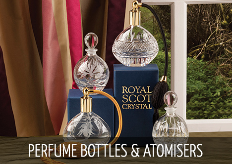 Royal Scot Crystal - Perfume Bottles & Atomisers
