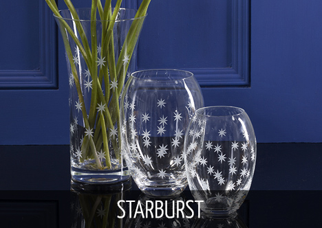 Royal Scot Crystal - Starburst